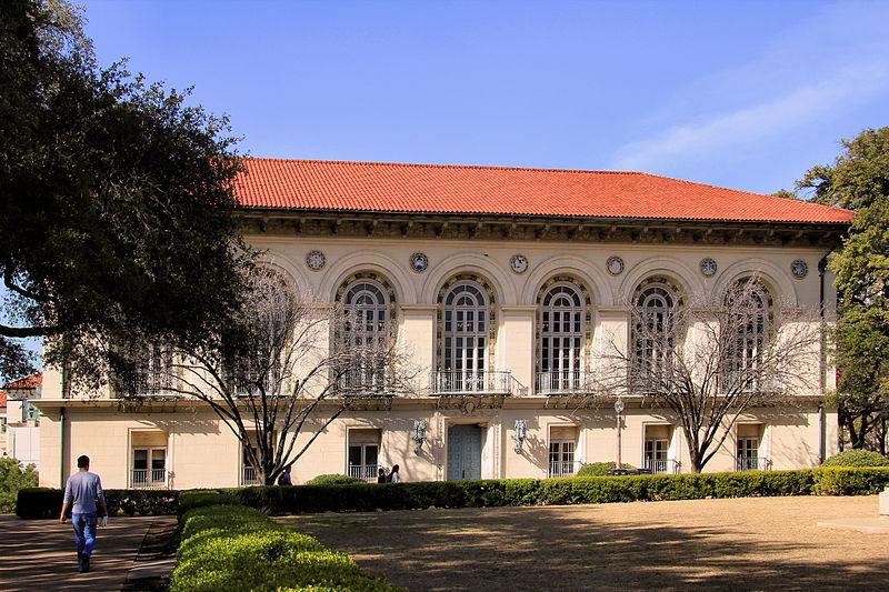 Battle-Hall-Universidade-do-Texas-em-Austin