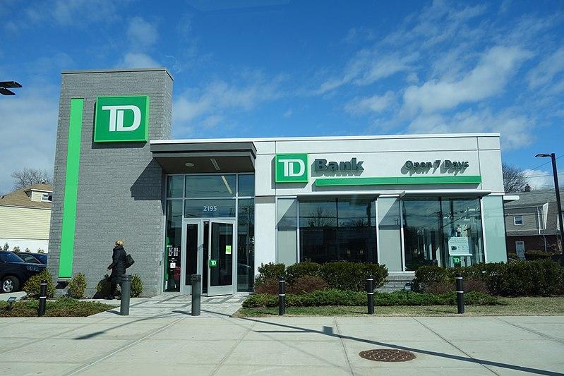 abrir-uma-conta-bancaria-nos-eua-TD-Bank-NY
