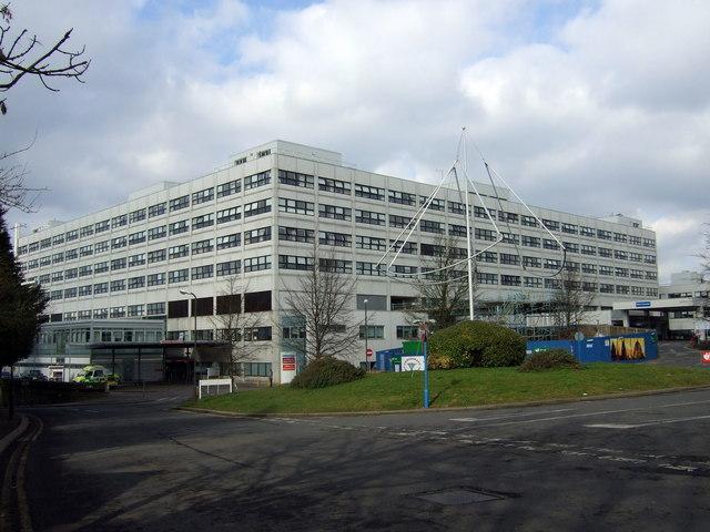 melhores-escolas-de-medicina-da-europa-Hospital-John-Radcliffe