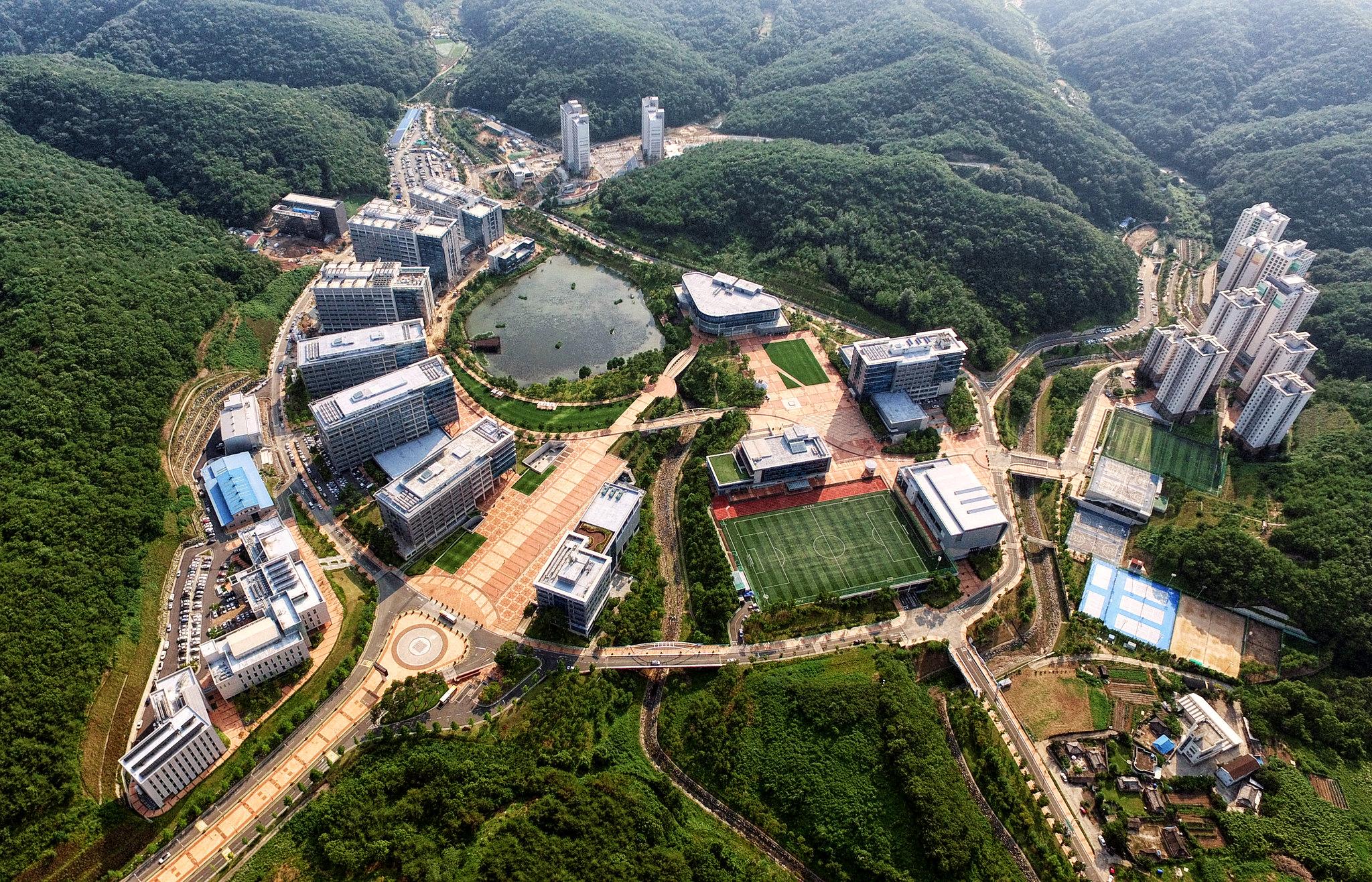 melhores-universidades-da-Coreia-do-Sul-UNIST