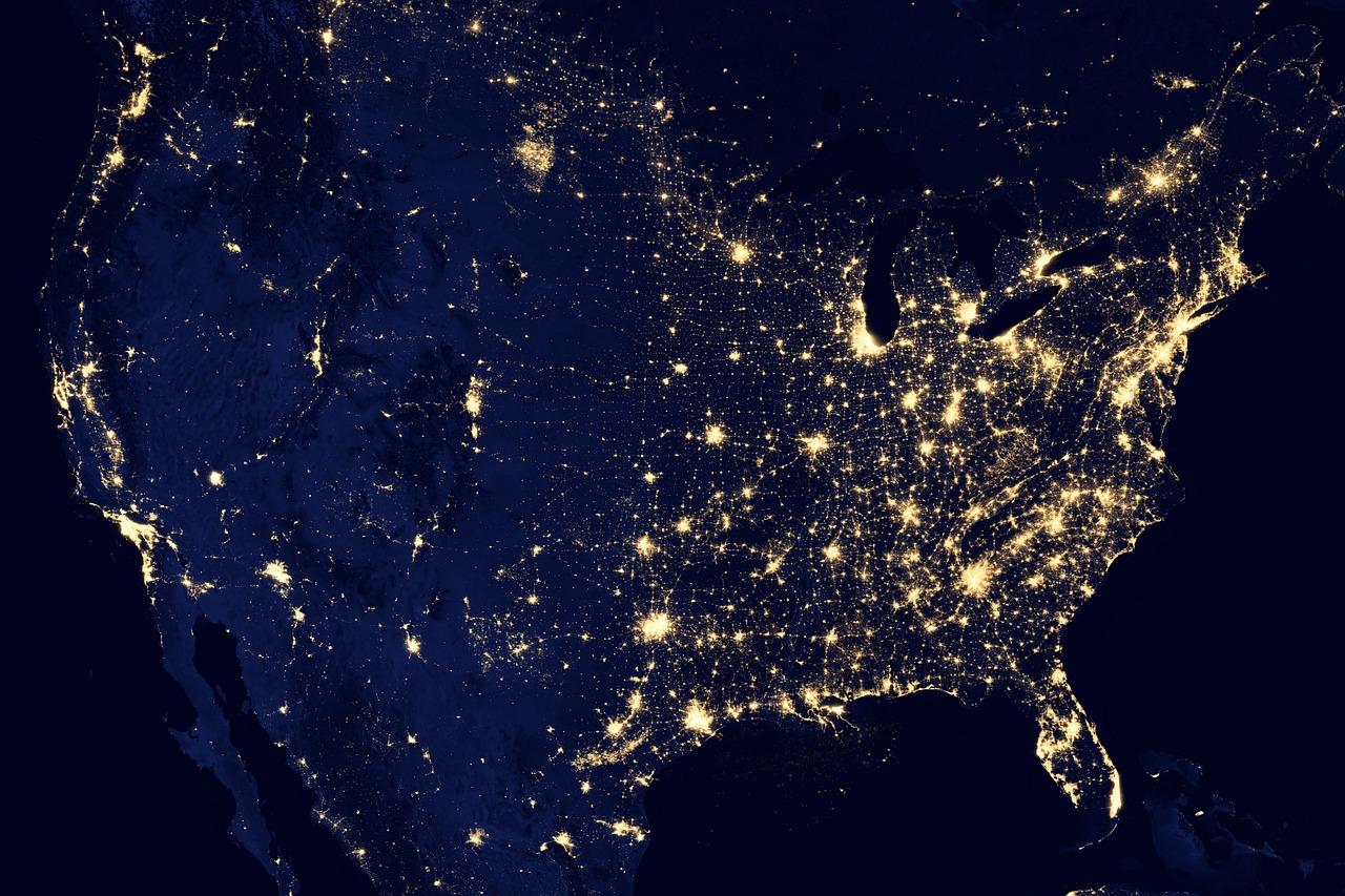 TESTE: Você consegue reconhecer as cidades dos EUA pelas imagens de satélite?