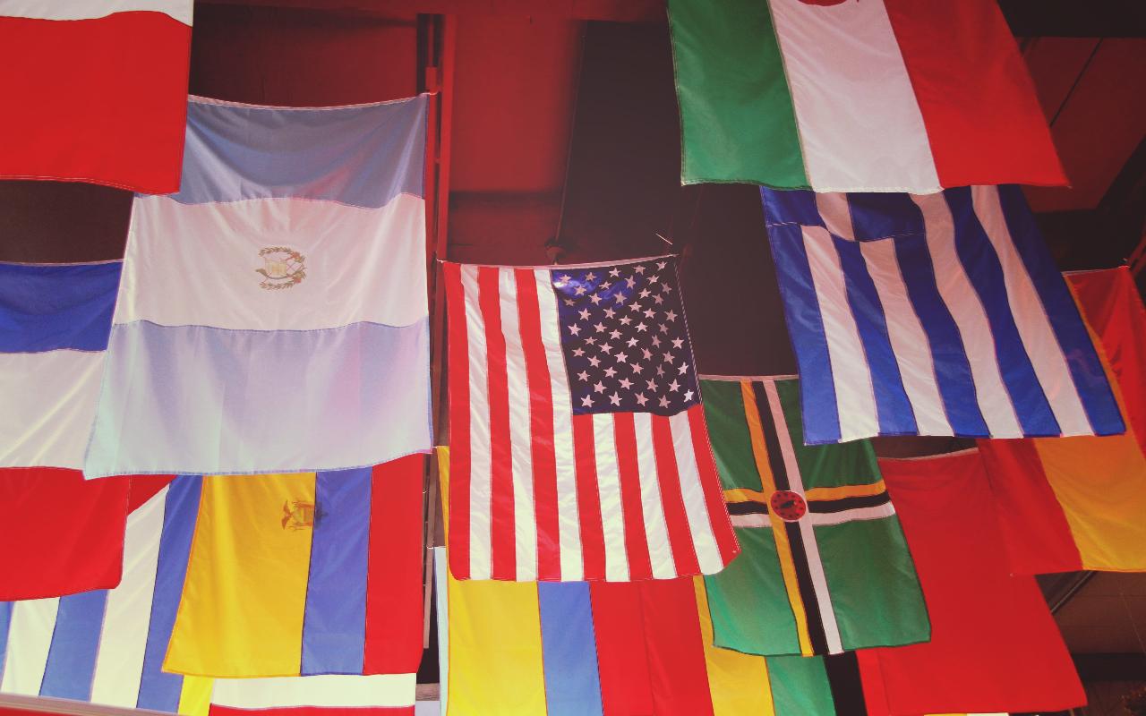 TESTE: Você consegue reconhecer as bandeiras desses países?