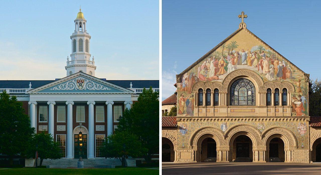Harvard ou Stanford: qual é melhor?
