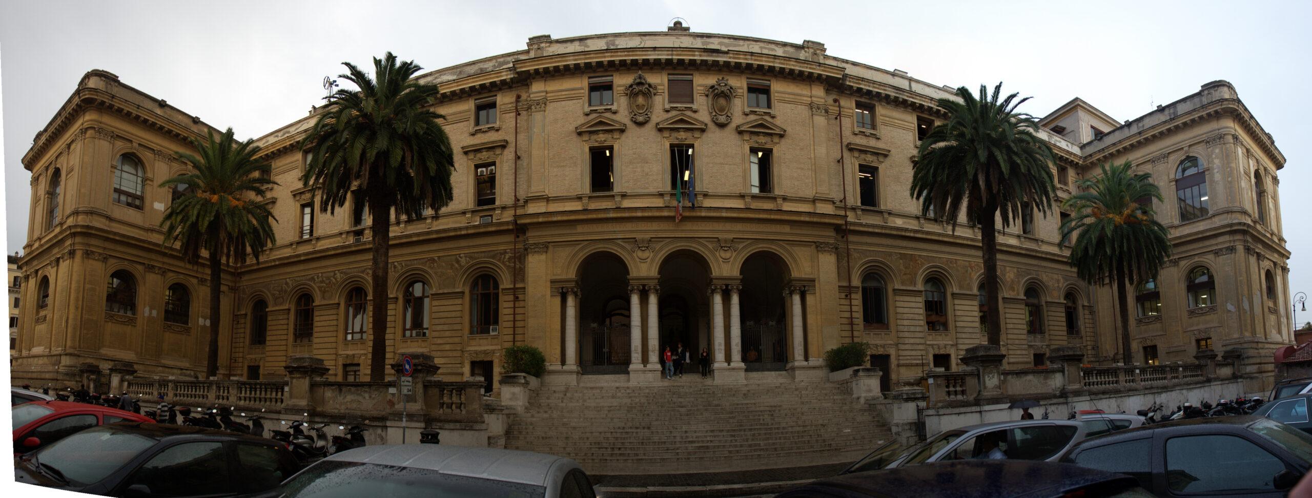 Universidade-de-Roma