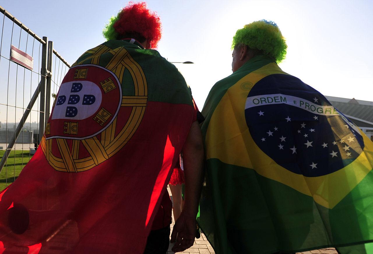 7 semelhanças entre brasileiros e portugueses