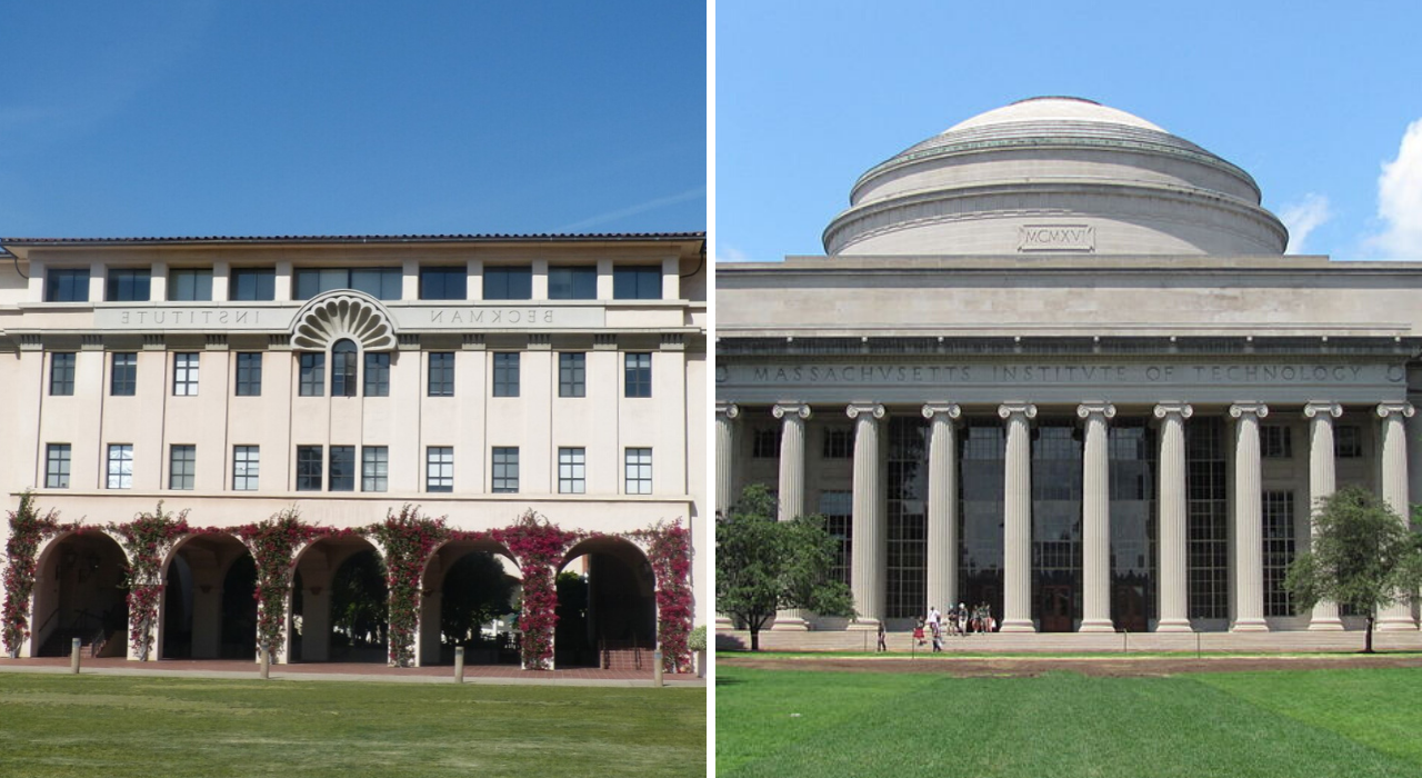 Caltech e MIT: qual é a melhor?