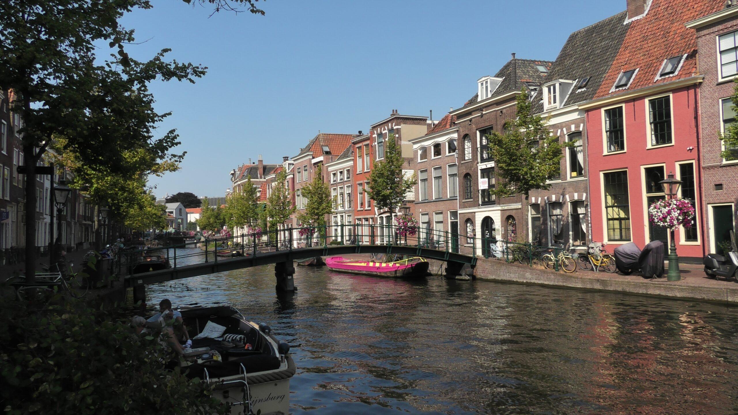 9 melhores cidades para estudar na Holanda