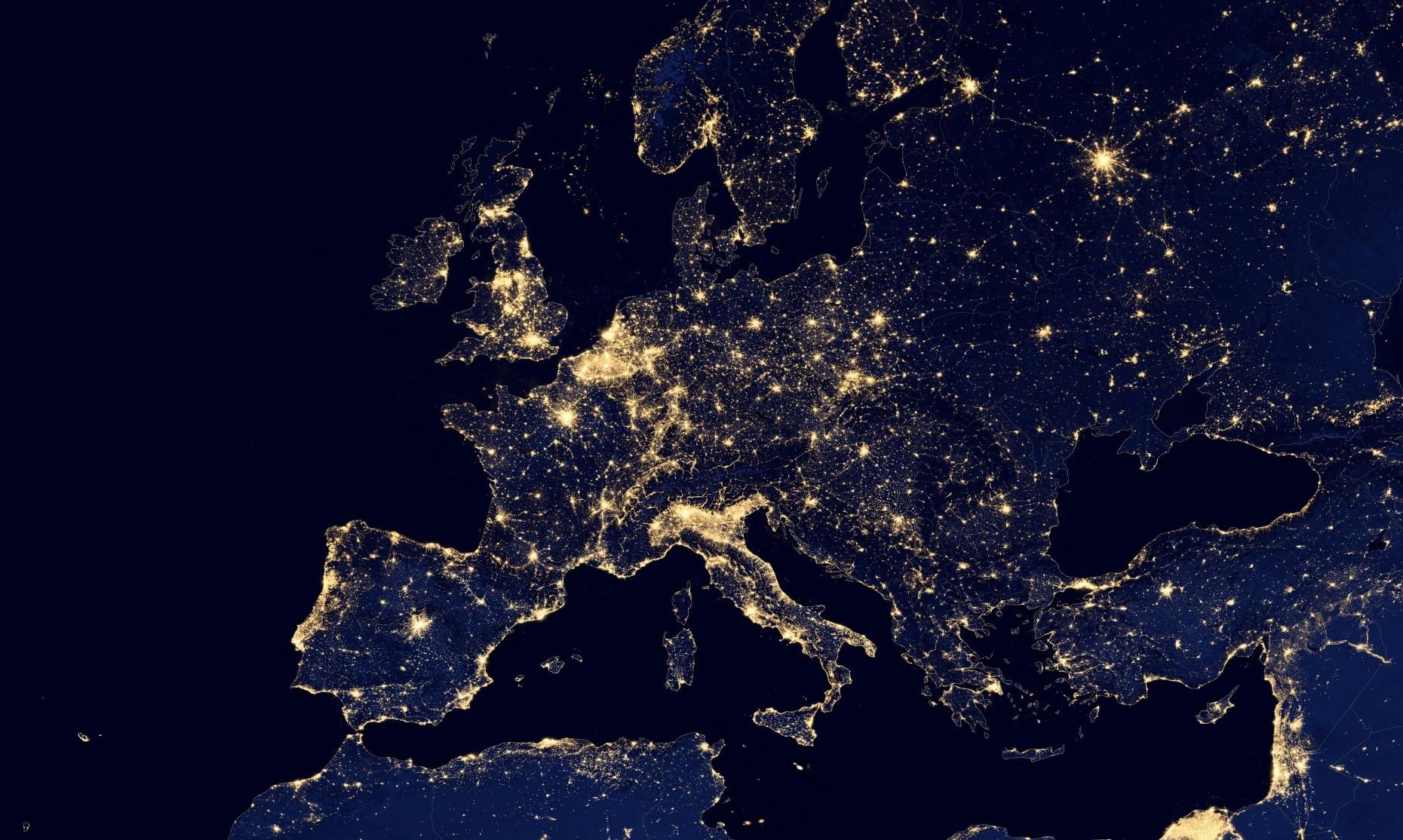 TESTE: Você consegue reconhecer as capitais da Europa por imagens de satélite?