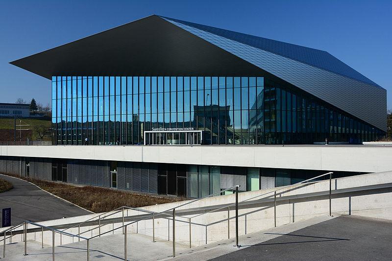 SwissTech-convention-center-EPFL