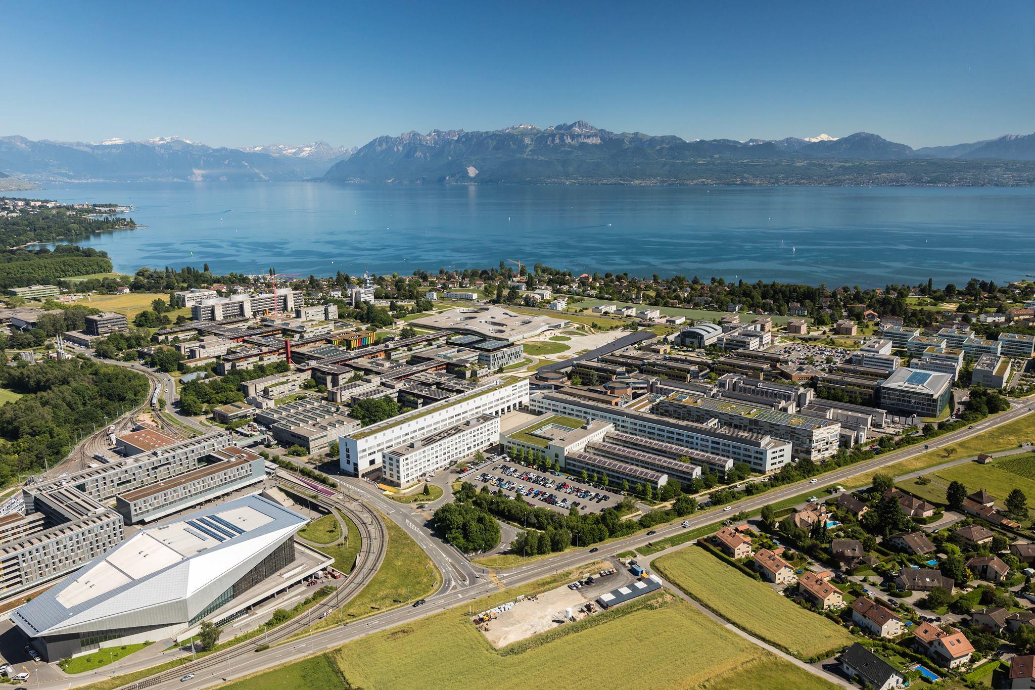 Por dentro da EPFL: conheça a segunda melhor universidade da Suíça