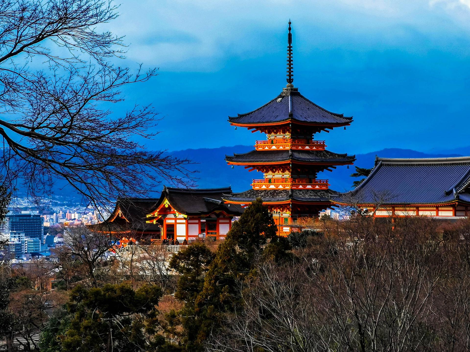 5 melhores bolsas de estudos no Japão