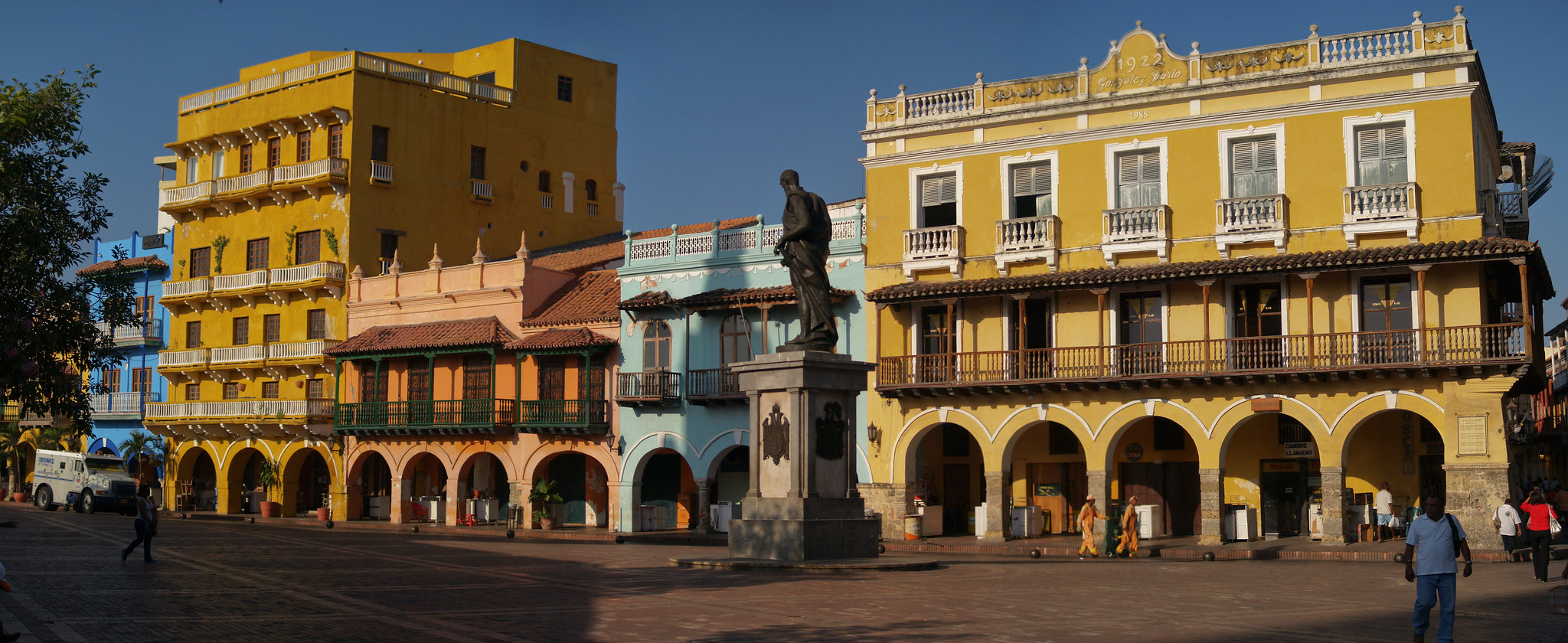 melhores-cidades-para-estudar-na-colombia-cartagena