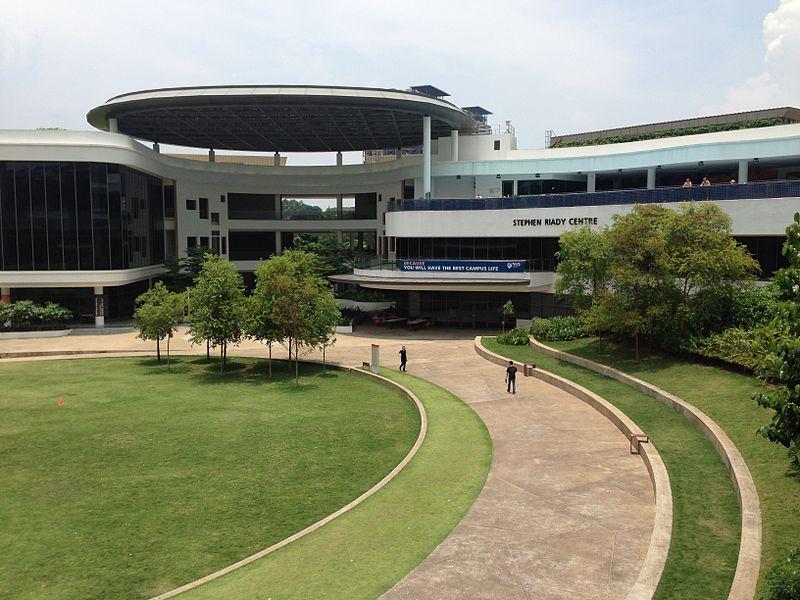 universidade-nacional-de-singapura-stephen-riady-centre