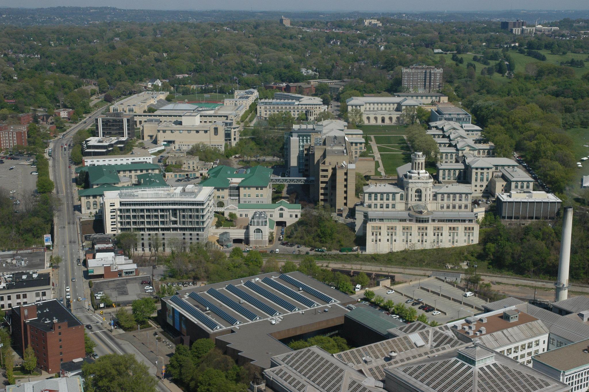 Por dentro da Universidade Carnegie Mellon