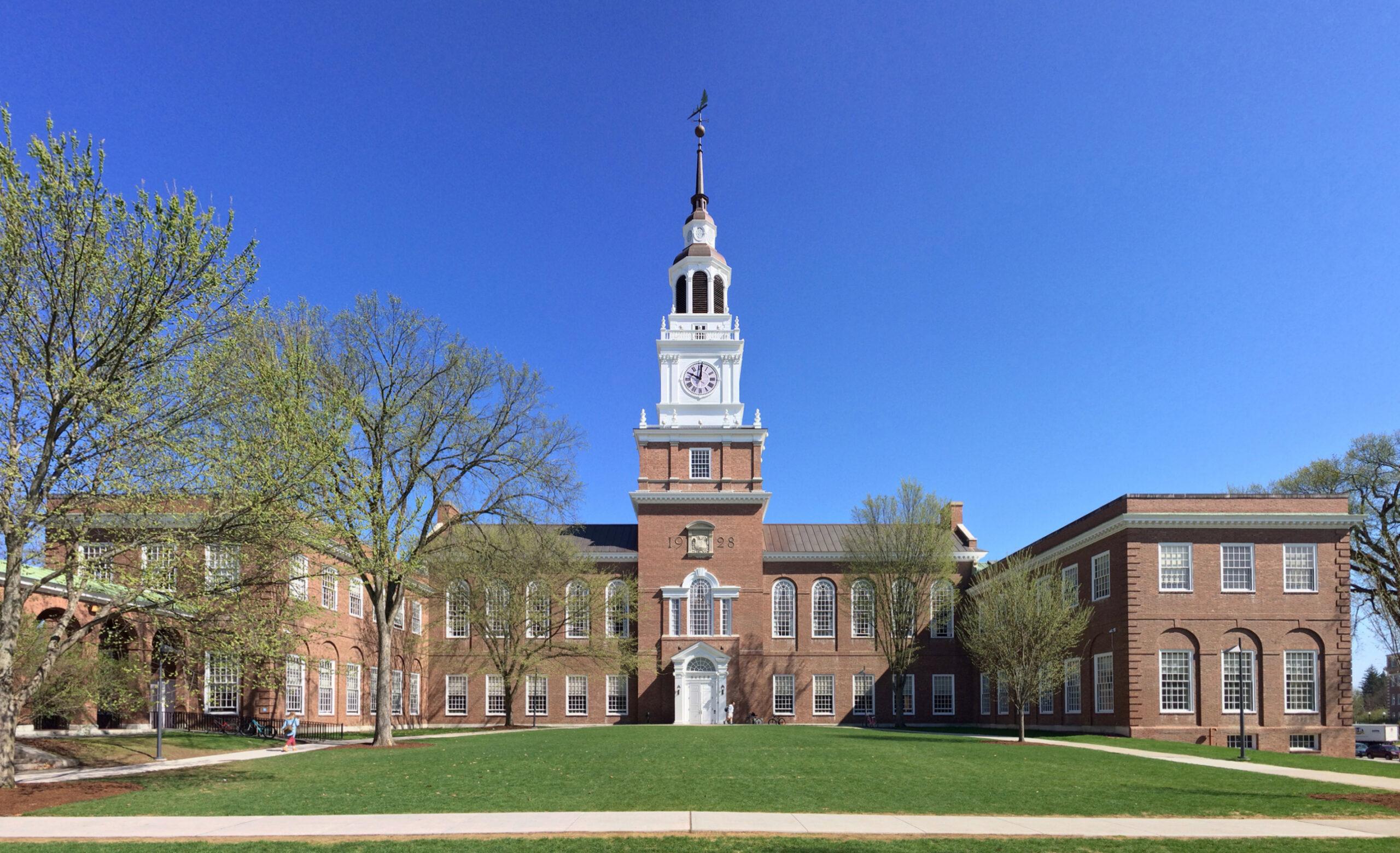 Por dentro do Dartmouth College: a Ivy League menos conhecida