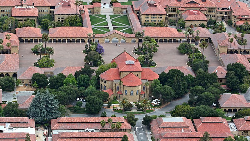 Oeste-dos-EUA-Stanford