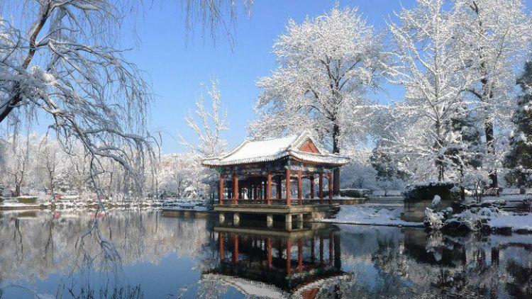 Universidade-Tsinghua-Jardim