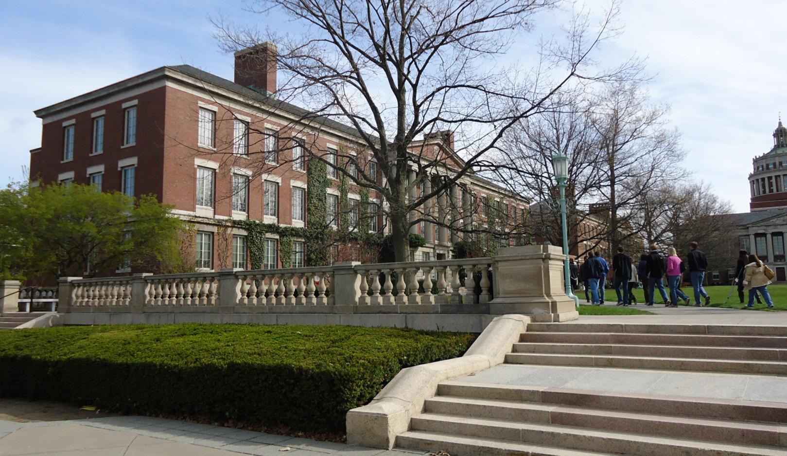 20 melhores universidades do Nordeste dos EUA