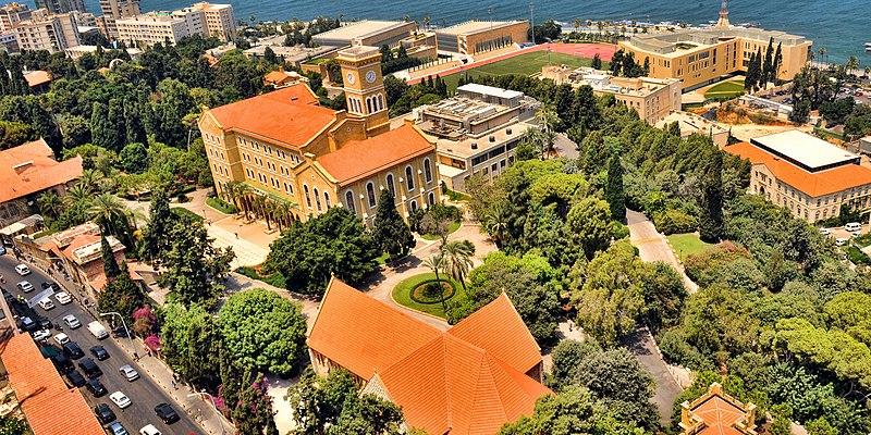 melhores-universidades-do-oriente-médio-mesquita-beirute
