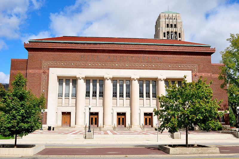 universidade-de-michigan-auditório