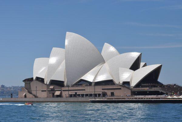 Austrália-Opera-House