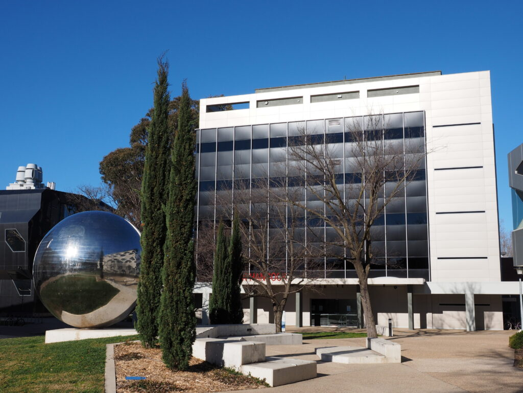 australian-national-university-library