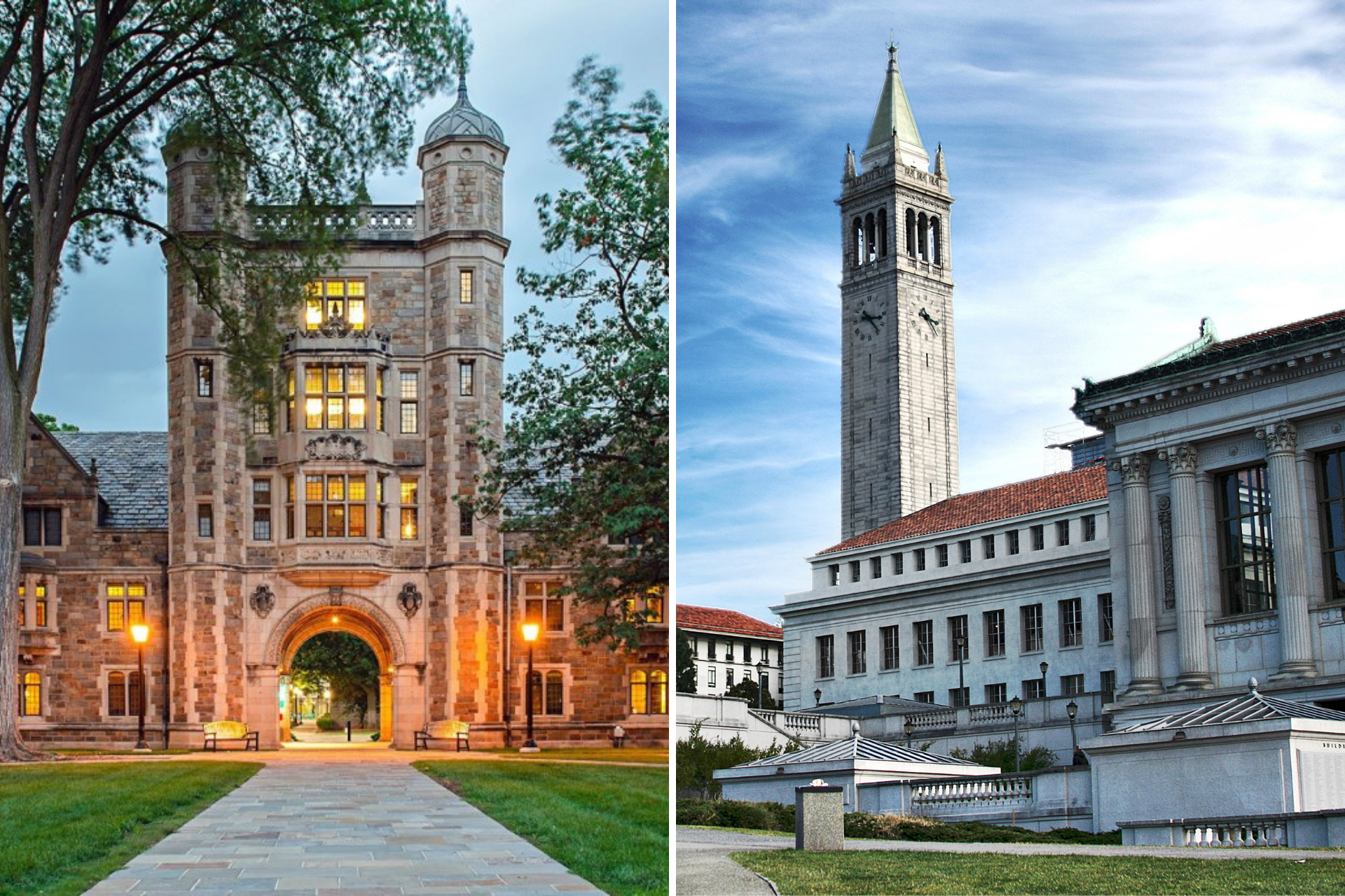 Michigan e UC Berkeley: qual é a melhor universidade pública dos EUA?