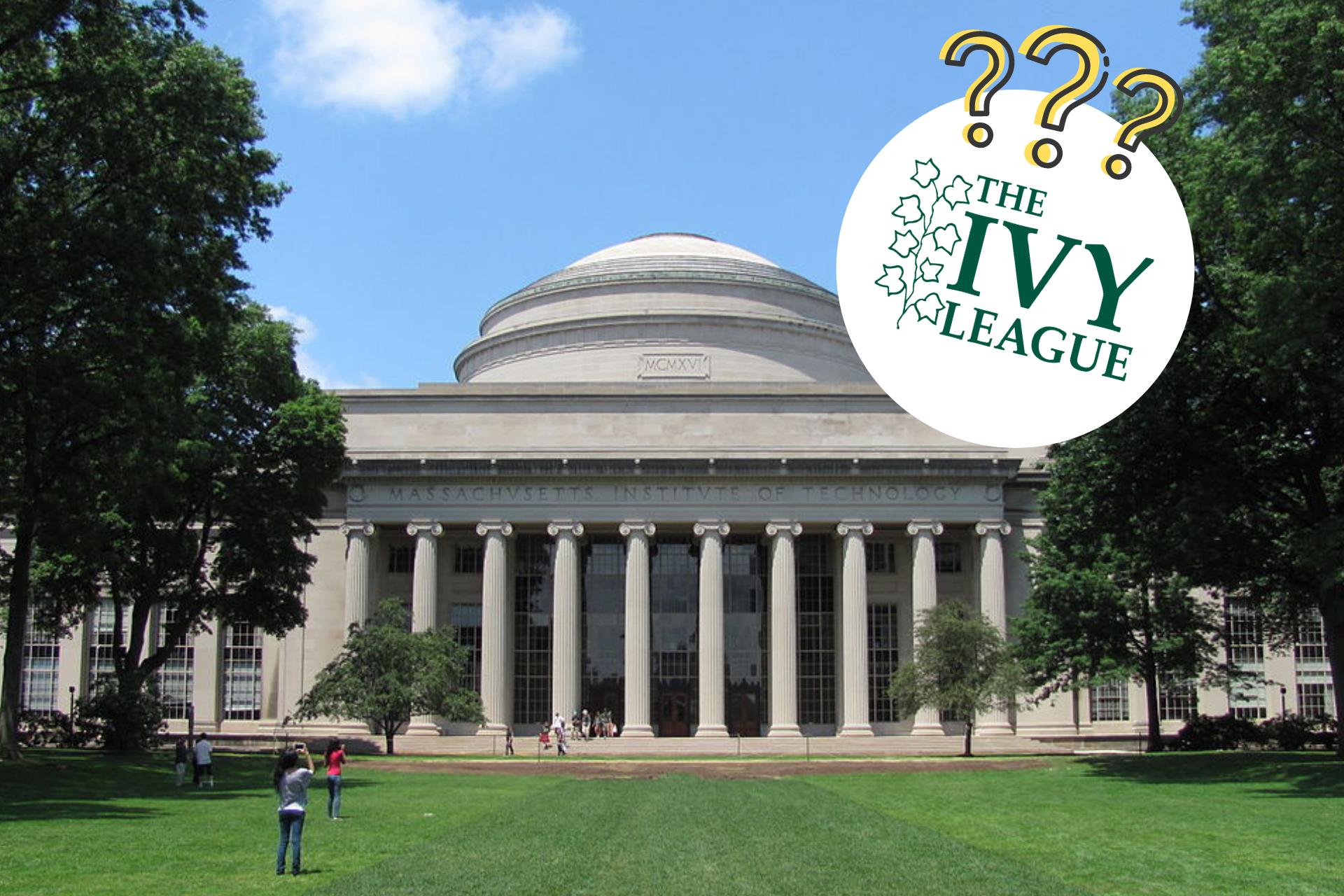 Por que o MIT não faz parte da Ivy League?