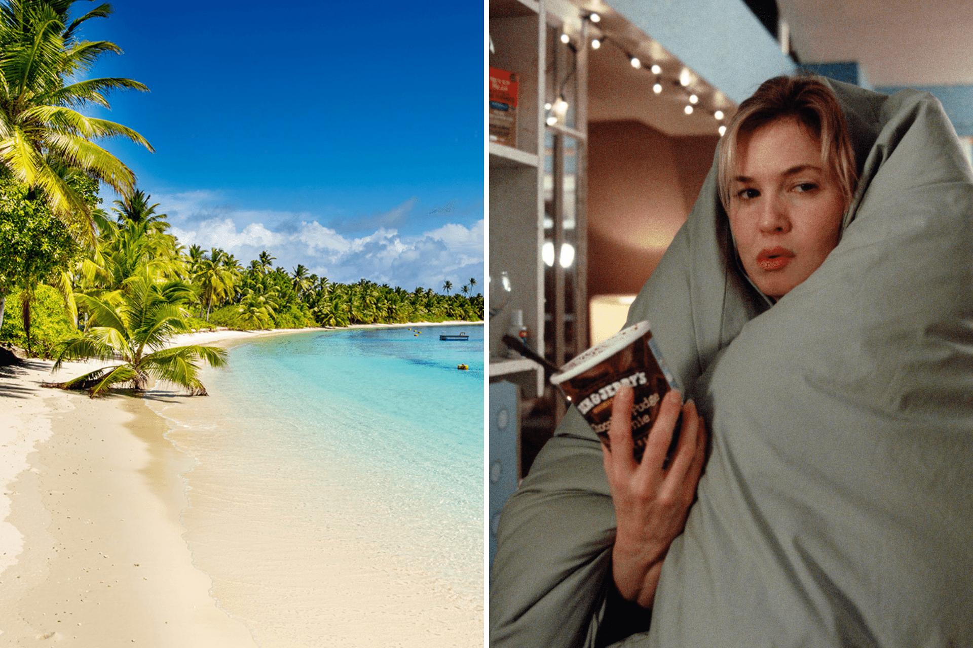 TESTE: Avalie estas 10 comédias românticas e indicaremos um país para visitar