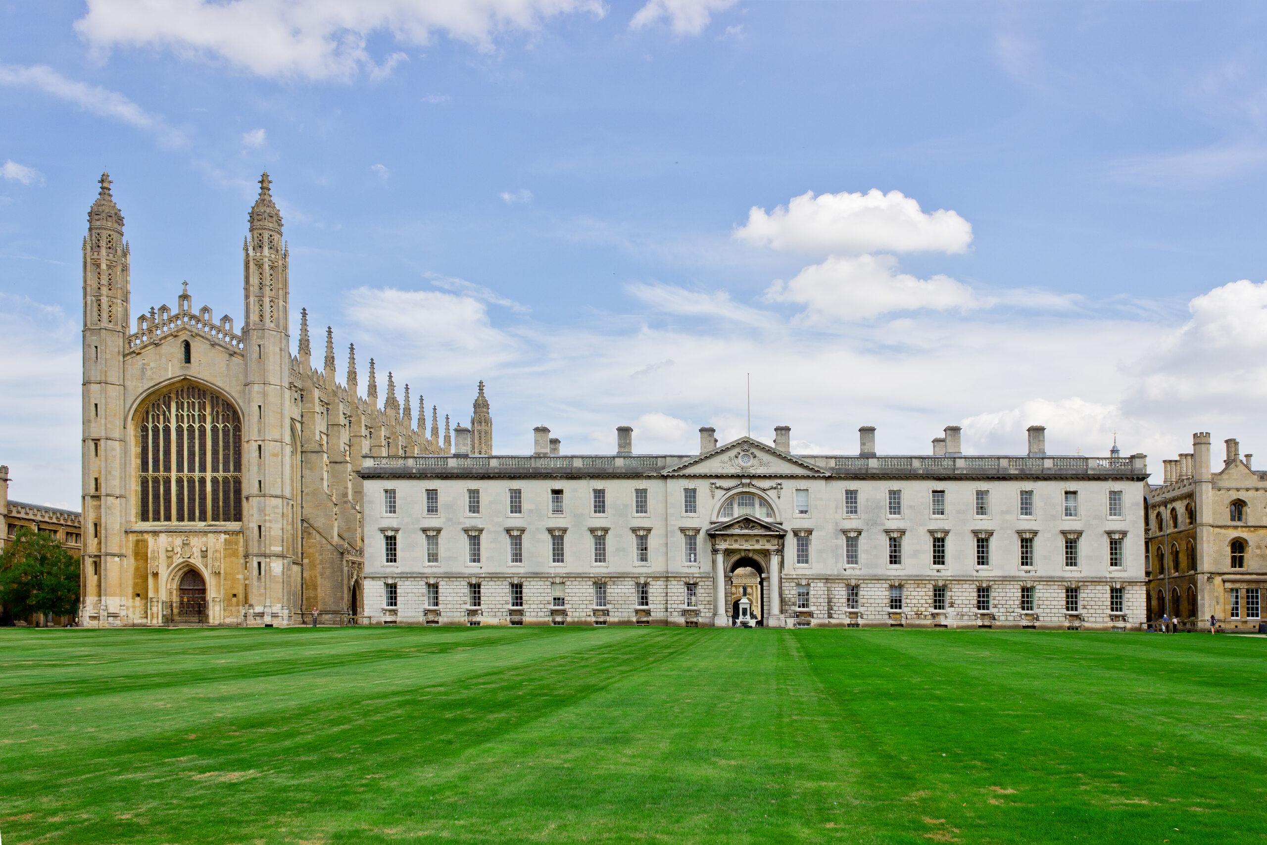 Bolsas de pós na Inglaterra: conheça o programa Gates Cambridge
