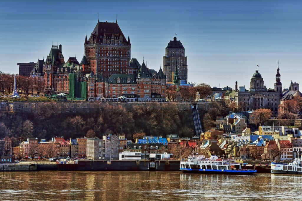 Intercâmbio-Quebec