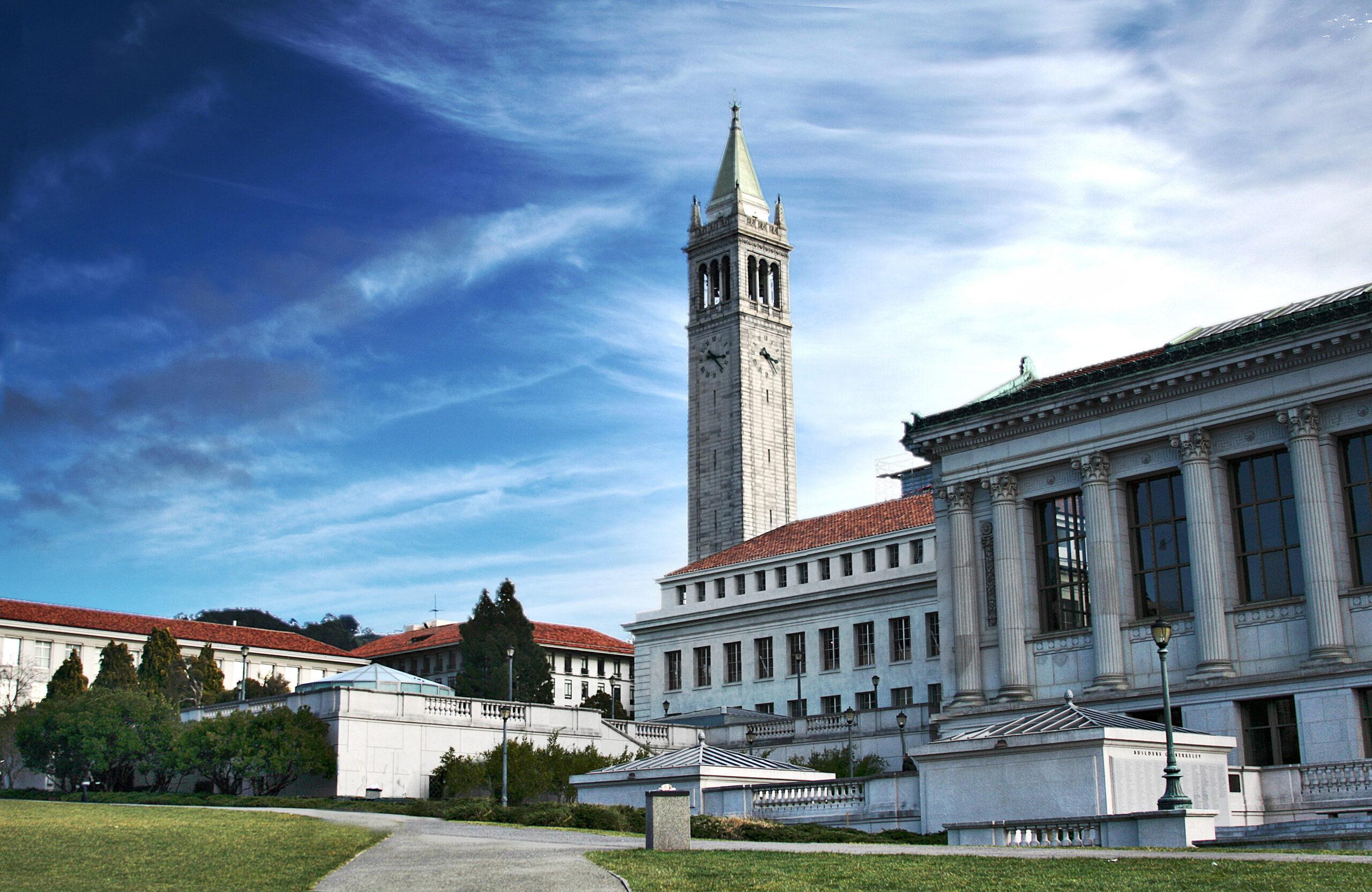 Por dentro da UC Berkeley