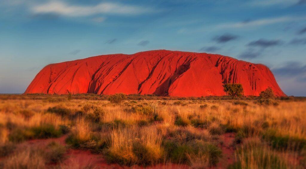 Uluru-Austrália