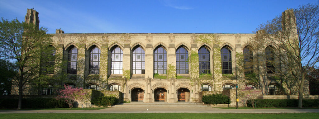 Universidade-Northwestern-Deering-Library