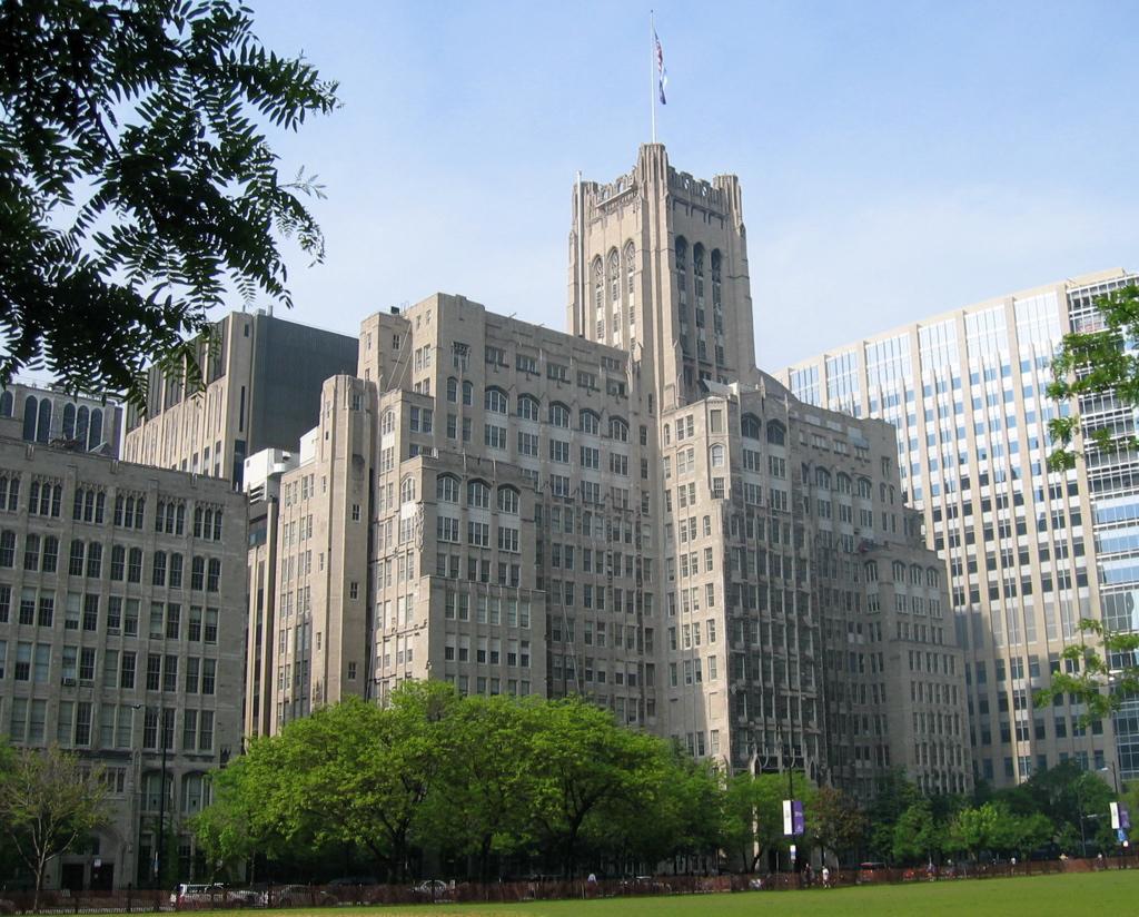 Universidade-Northwestern-Montgomery-Ward-Building