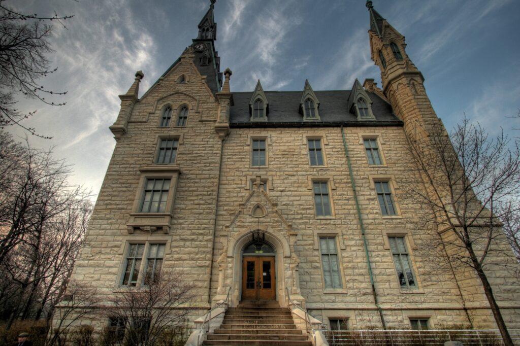 Universidade-Northwestern-University-Hall