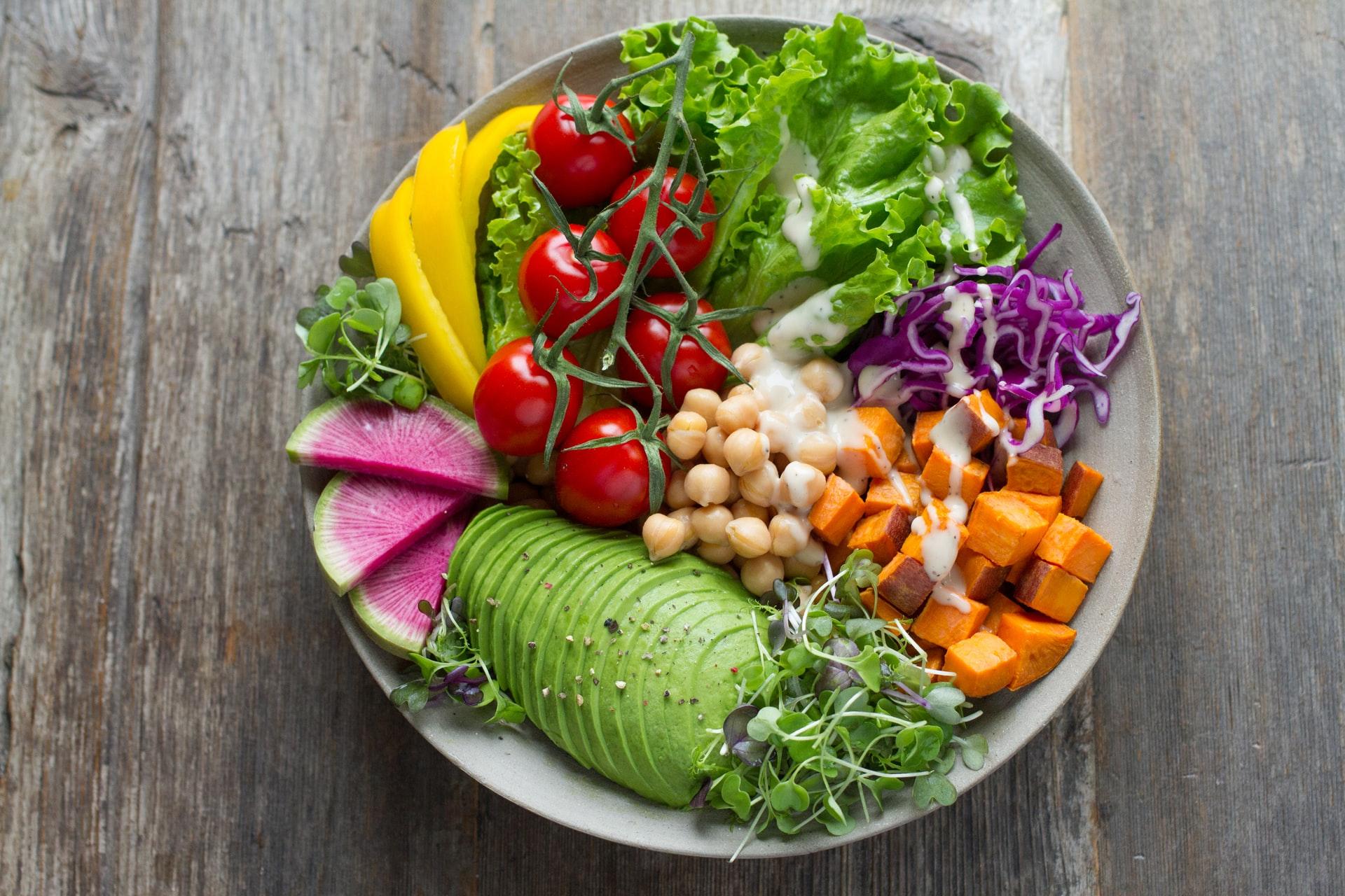 4 melhores destinos de viagem para vegetarianos