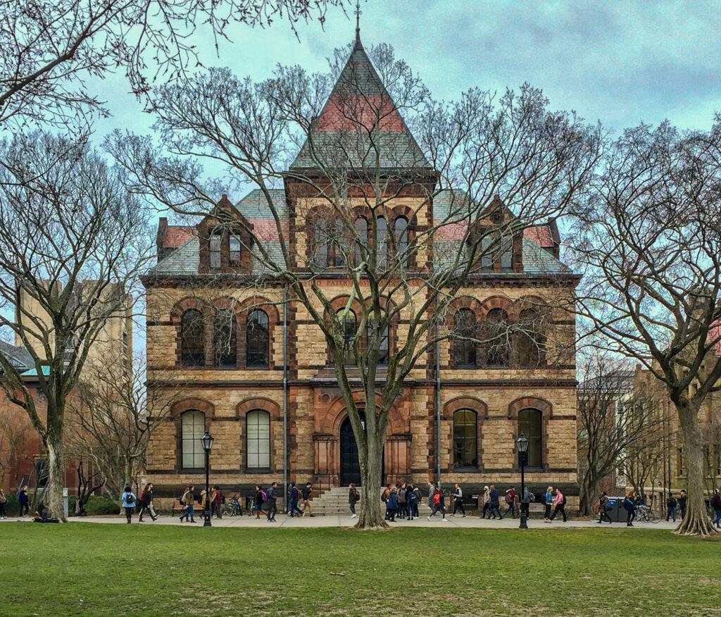 Sayles-Hall-Universidade-Brown