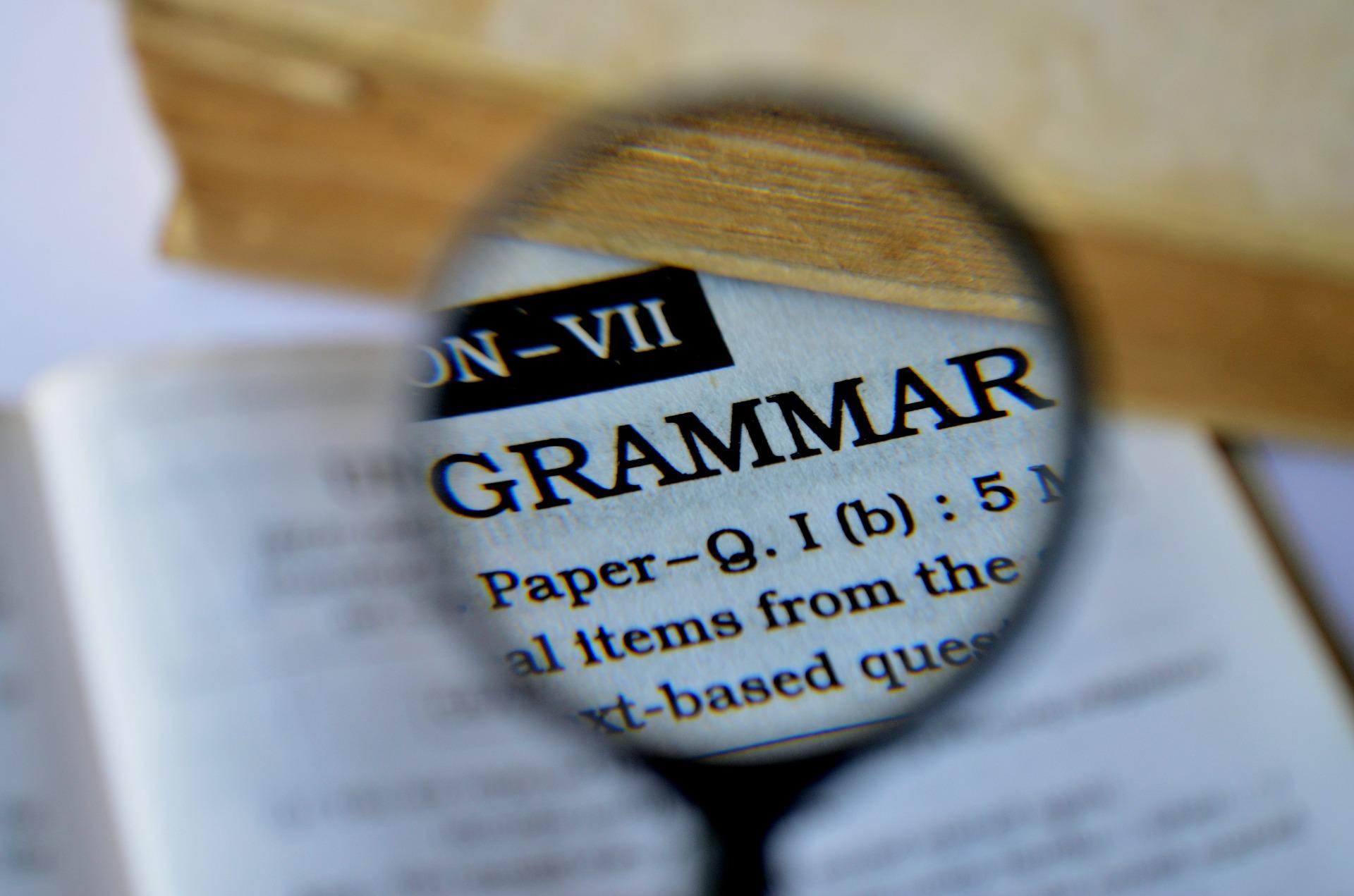 5 regras que você precisa saber para se sair bem em gramática no TOEFL
