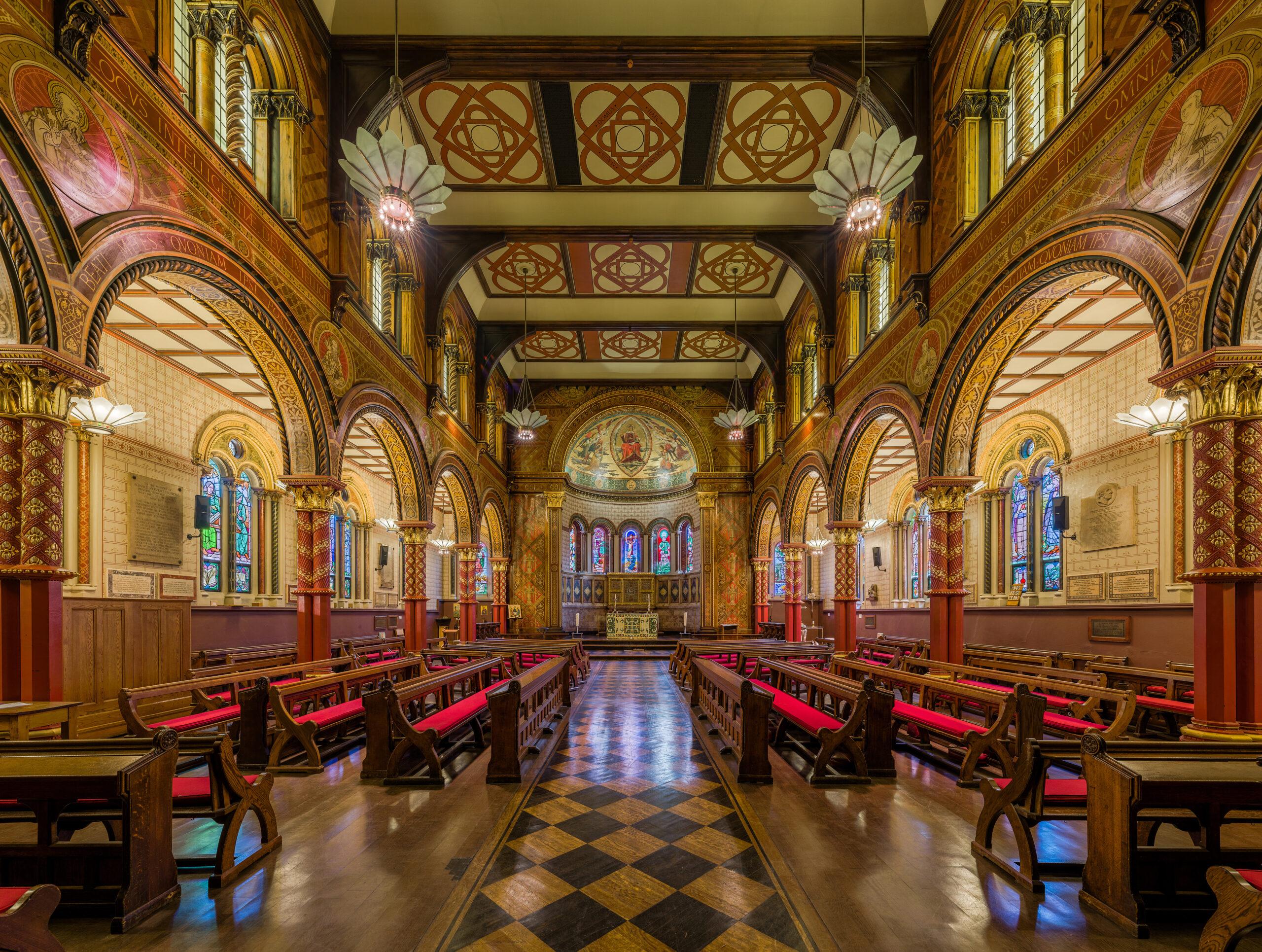 Por dentro do King's College London