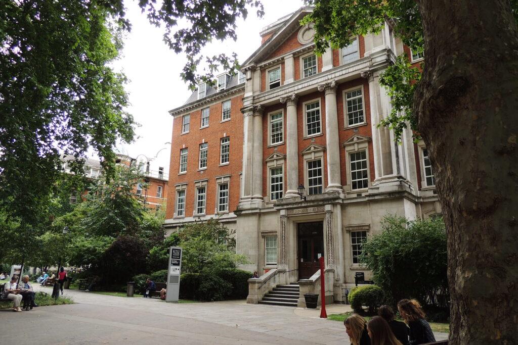 King's-College-London-Faculdade-de-Ciências-da-Vida-e-Medicina