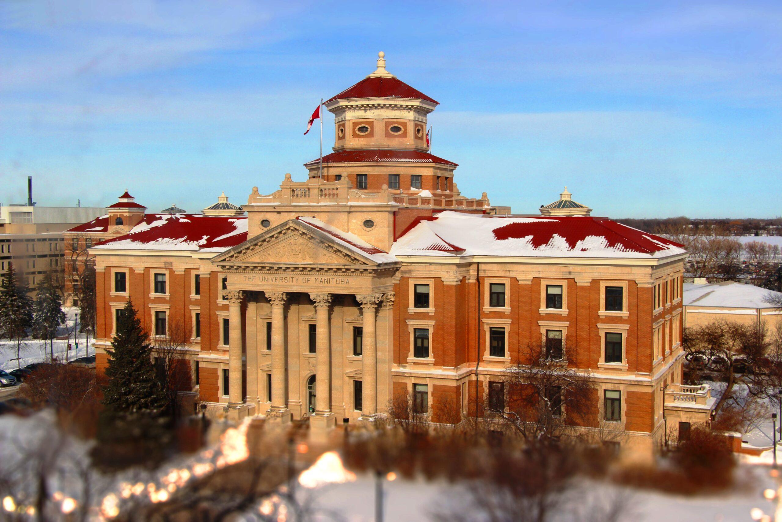 Conheça o programa University of Manitoba Graduate Fellowship