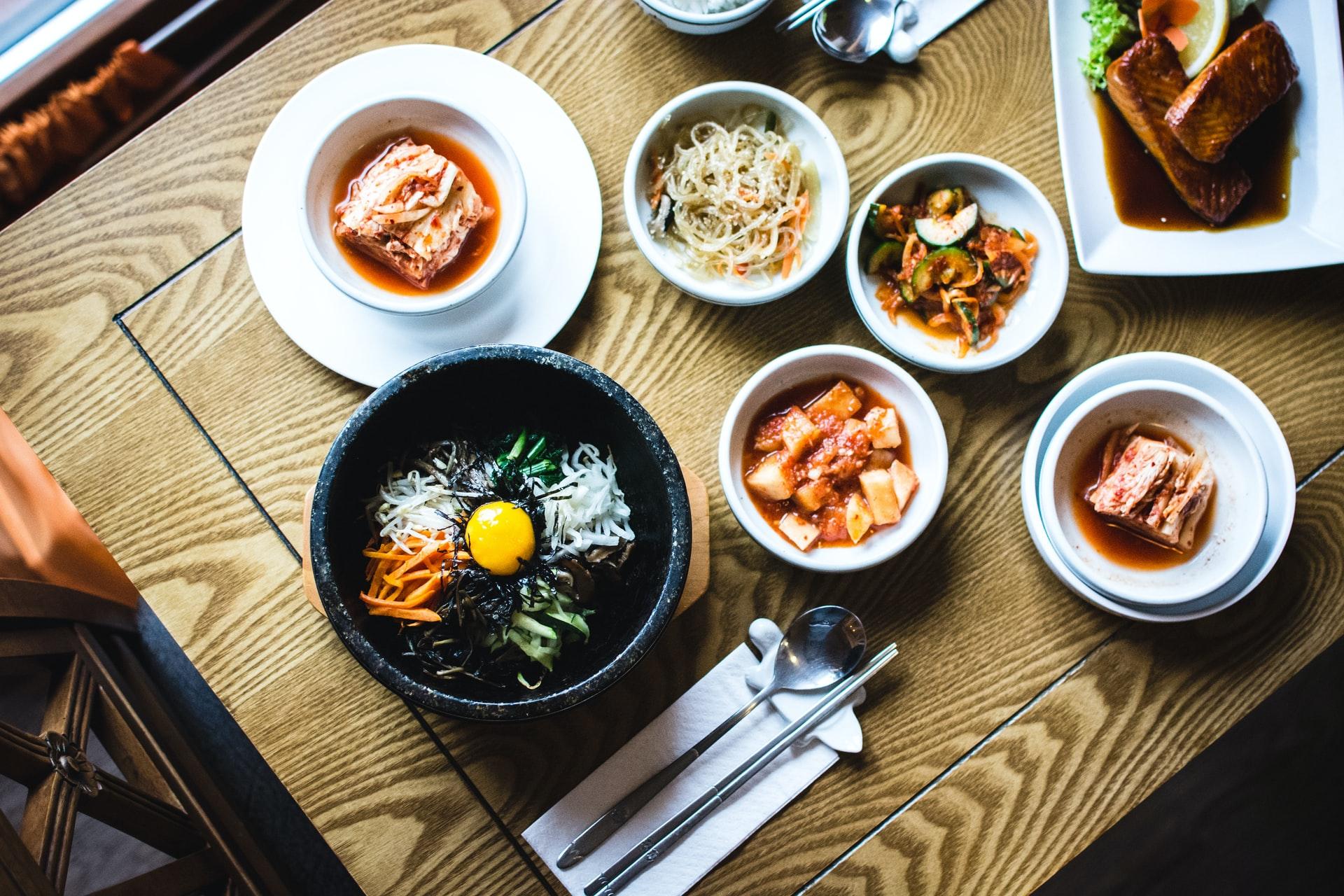 TESTE: De onde são estes pratos típicos internacionais?
