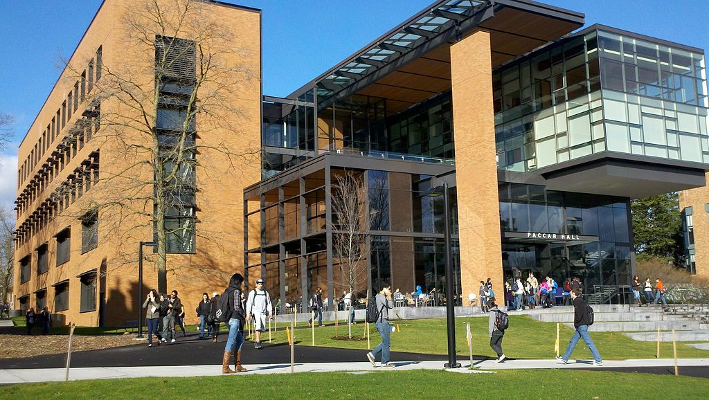 universidade-de-Washington-Paccar-Hall