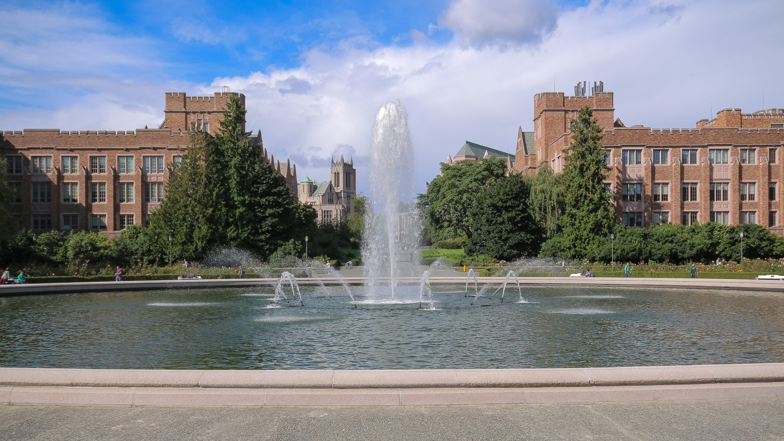 Por dentro da Universidade de Washington