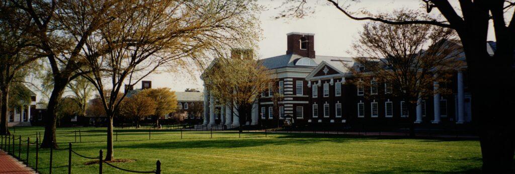 Universidade-de-Delaware-The-Mall
