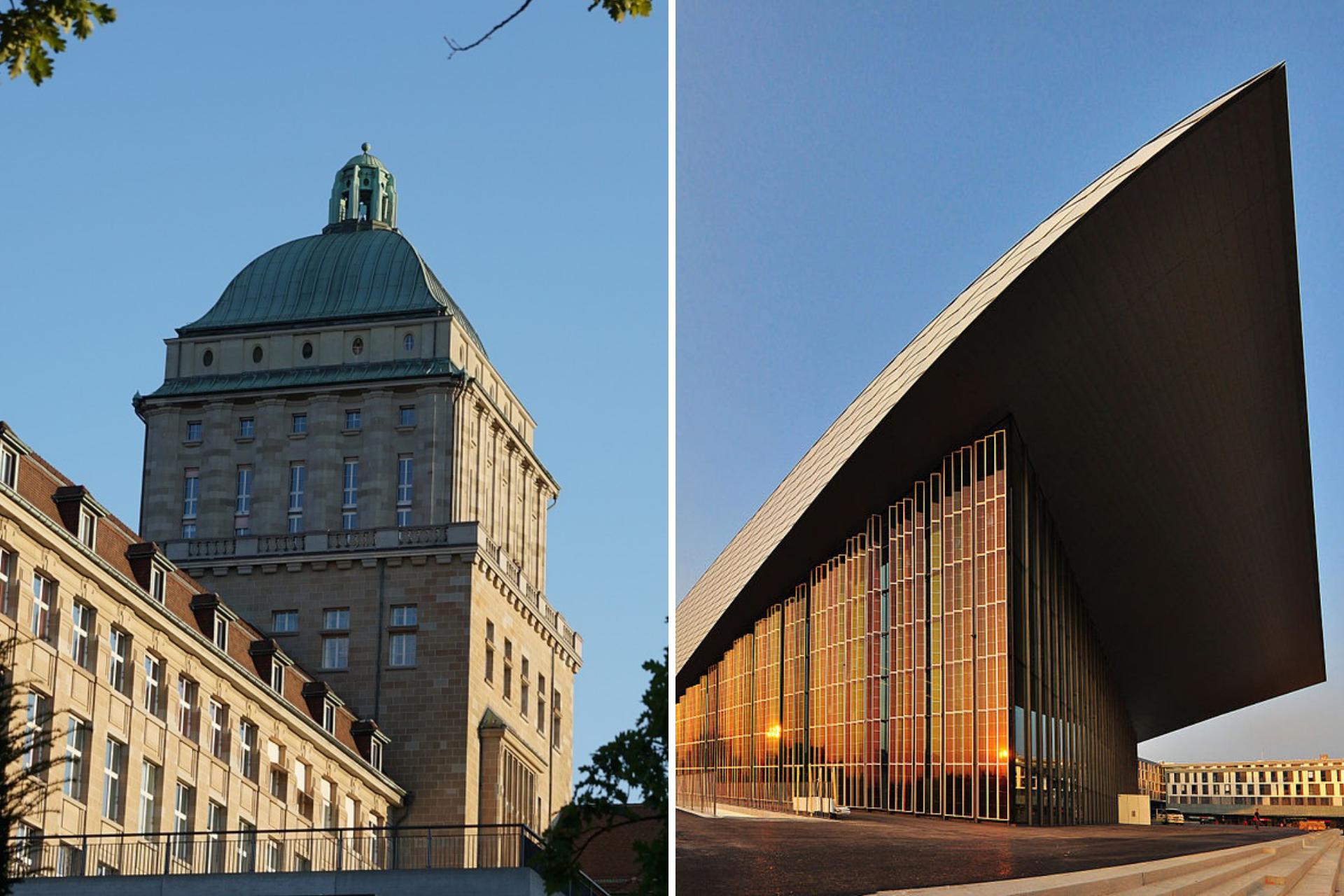 ETH Zurich e EPFL: qual é a melhor universidade da Suíça?