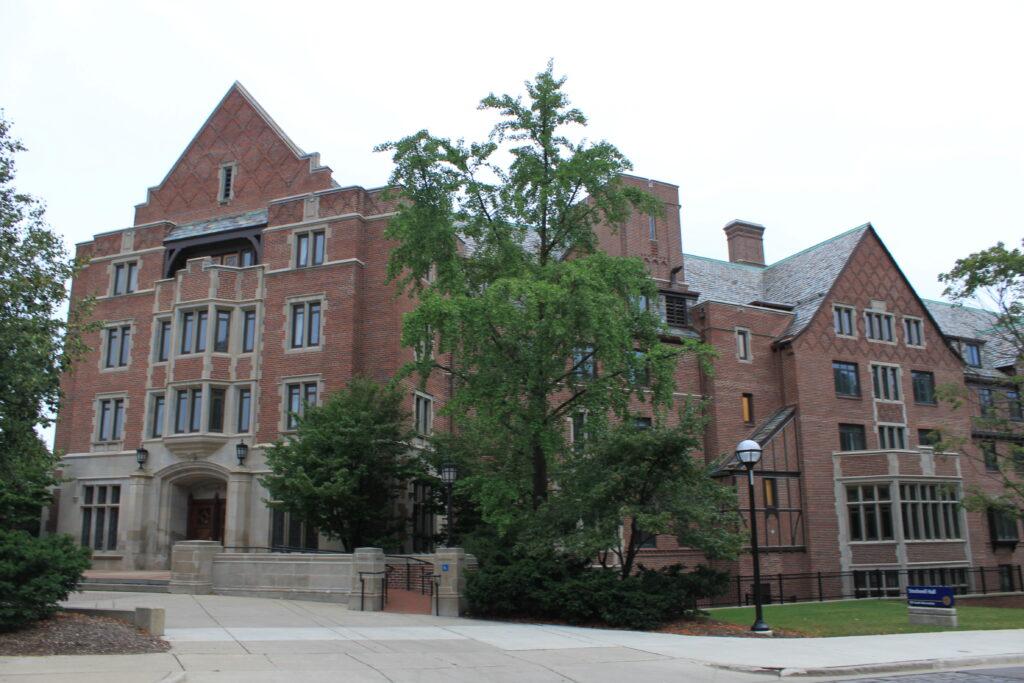 dormitórios-universidade-de-michigan