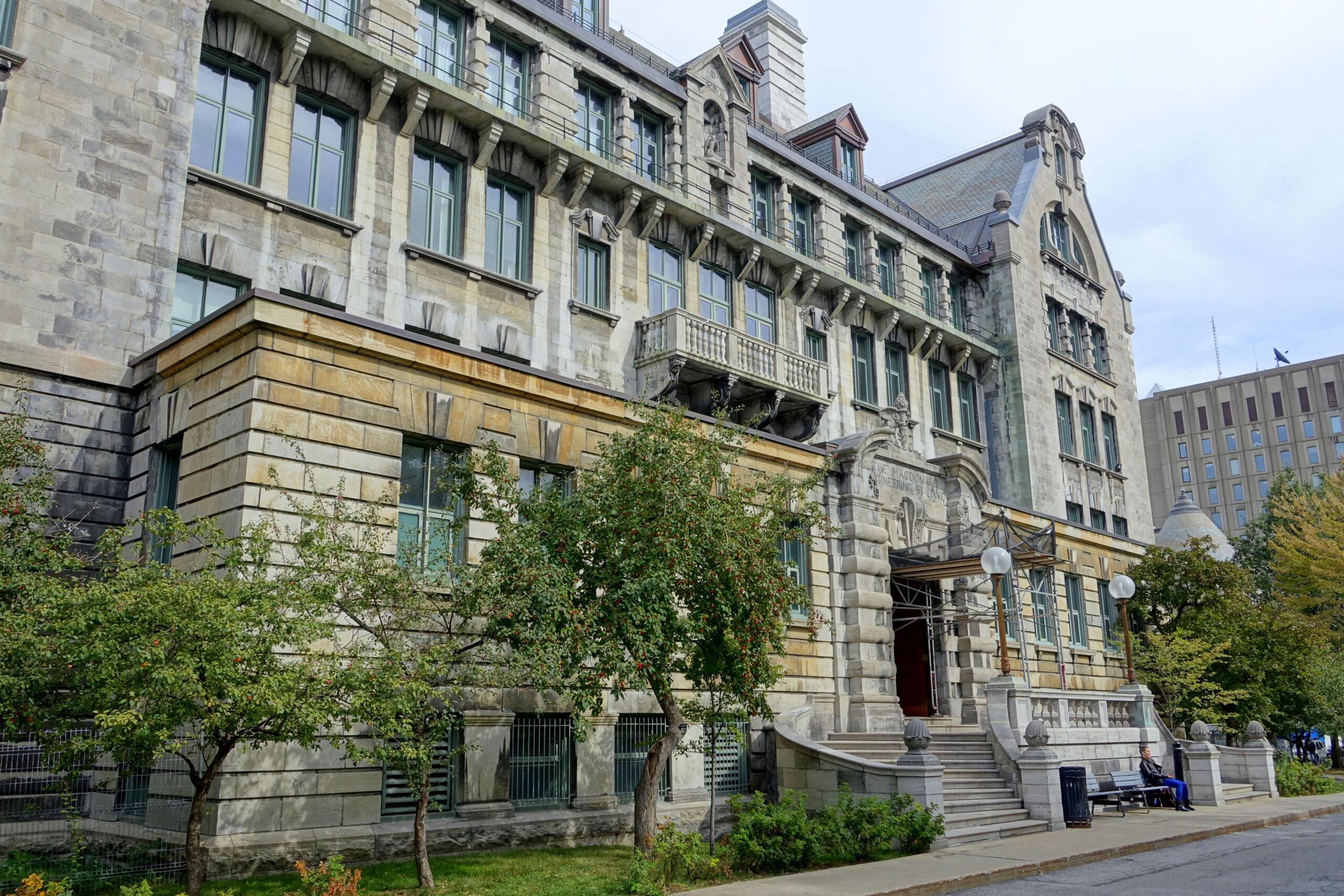 Conheça as bolsas da Universidade McGill para alunos estrangeiros