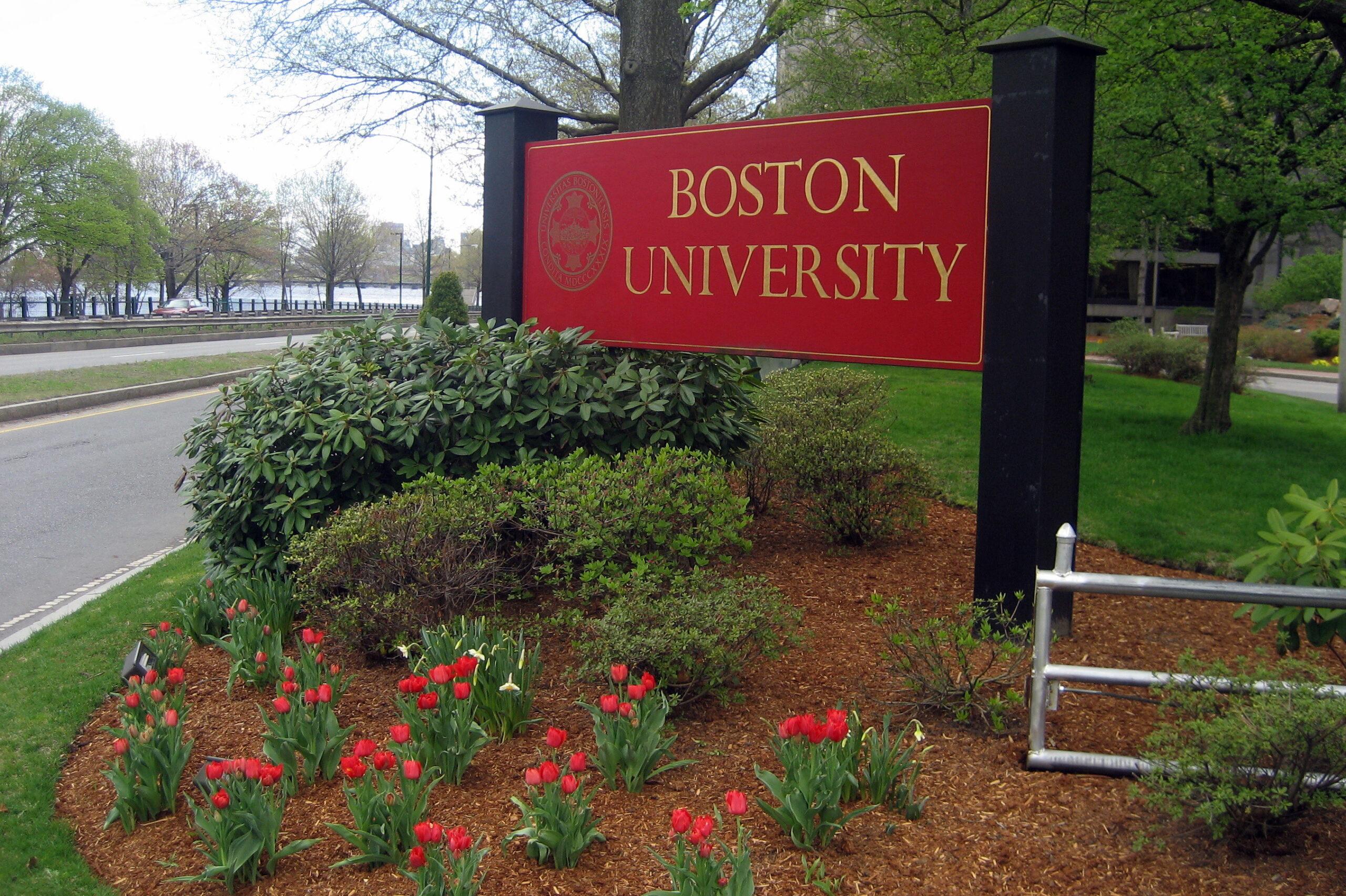 2 programas de bolsas de graduação da Universidade de Boston para estrangeiros